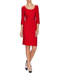 Diane von Furstenberg | Lillian Solid Dress