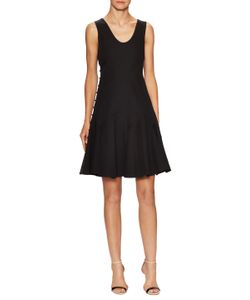 Derek Lam 10 Crosby | Cotton Godet Mini Dress