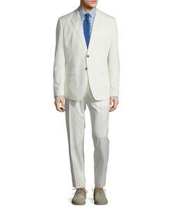 Paul Smith | Solid Notch Lapel Suit