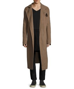 Rick Owens | Solid Trench Coat