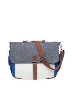 Something Strong | Tri-Color Messenger Bag