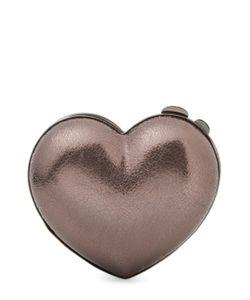 Serpui | Heart Leather Clutch