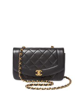 Chanel | Vintage Lambskin Border Flap Small