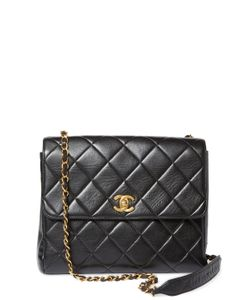 Chanel | Vintage Quilted Lambskin Square Flap