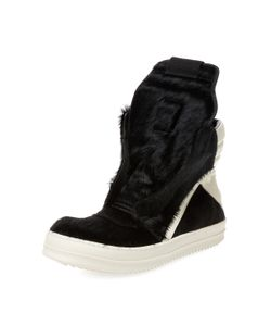Rick Owens | Padded Leather Hi Top