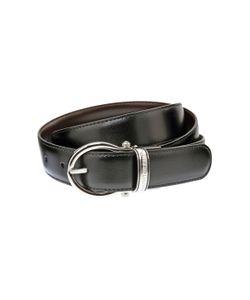 Montblanc   Reversible Oval Belt
