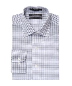 Saks Fifth Avenue | Checkered Classic Fit Dress Shirt