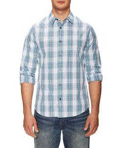 Vince | Plaid Woven Buttoned Sportshirt