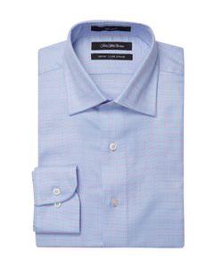 Saks Fifth Avenue | Buttoned Slim Fit Dress Shirt