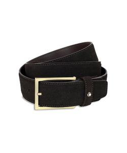 Montblanc   Suede Leather Belt