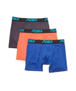 Puma | Solid Volume Boxer Brief 3 Pk