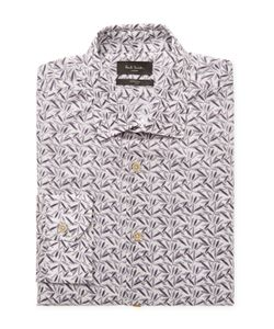 Paul Smith London | Gents Leaf Tailo Formal Dress Shirt