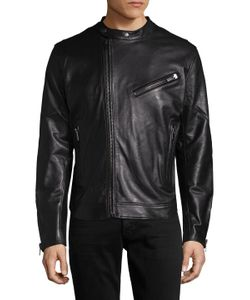 Blk Dnm | 31 Leather Jacket