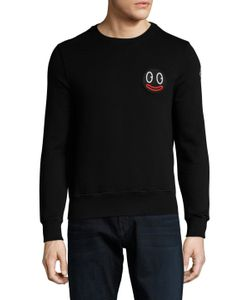Moncler | Smile Patch Sweatshirt