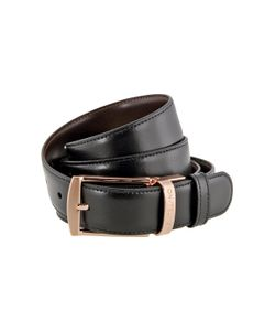 Montblanc   Rectangular Reversible Belt