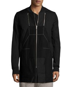 Rick Owens | Solid Bomber Jacket