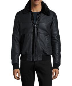 Yves Salomon | Veste Spread Collar Jacket