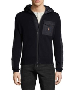 Moncler Grenoble | Wool Hooded Jacket