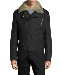 Yves Salomon | Veste Woven Coat