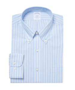 Brooks Brothers | Cotton Slim Fit Dress Shirt
