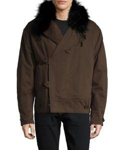 Yves Salomon | Veste 65cm Cht Jacket
