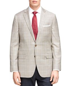 Brooks Brothers | Checke Notch Lapel Sportcoat