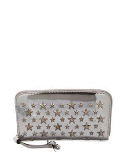Jimmy Choo | Flipa Star Leather Zip Around Wallet