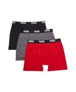 Puma | Cotton Volume Boxer Brief 3 Pk