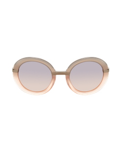 Marc by Marc Jacobs | Two-Tone Round Frame