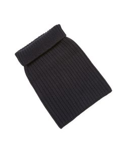 Rick Owens | Ribbed Wool Neck Warmer