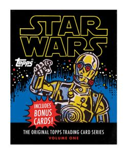 Abrams   Star Wars The Original Topps Trading Card Series Volume One
