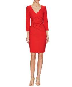 Diane von Furstenberg | Eliana Side Gathered Sheath Dress