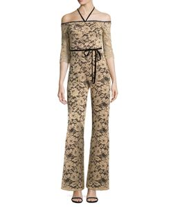 Alexis | Joaquin Cotton Lace Embroidered Jumpsuit