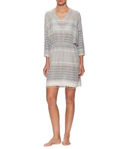 Lemlem | Almaz Cotton Easy Stripe Flared Dress