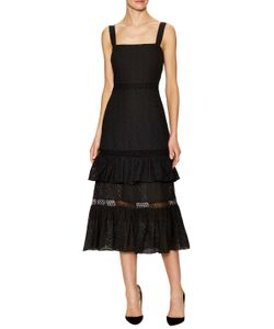 Prabal Gurung | Cotton A Line Dress