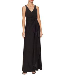 Giorgio Armani   Pleated Bodice Maxi Dress