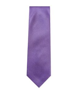 Tom Ford | Diamond Embroidered Silk Tie