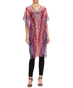 Missoni | Side Split Intarsia Kaftan