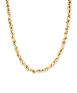 Ashley Pittman | Mini Cheerio Chain Station Necklace