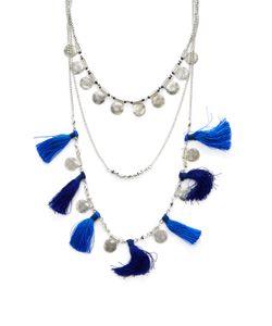 Shashi   Lisa Layered Necklace