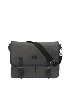 1 Voice | Wooly Messenger Bag