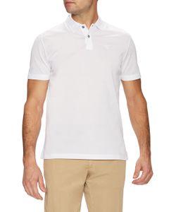Canali   Cotton Solid Pique Polo