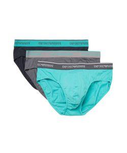 Emporio Armani | Pop Color Stretch Cotton Multipack Brief 3 Pk