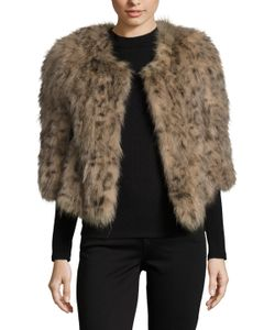 Yves Salomon | Flancs Renard Fur Jacket