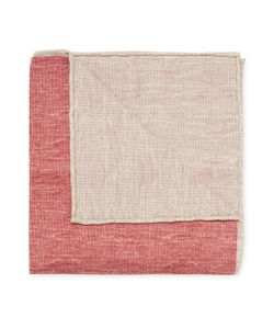 Brunello Cucinelli   Solid Cotton Pocket Square