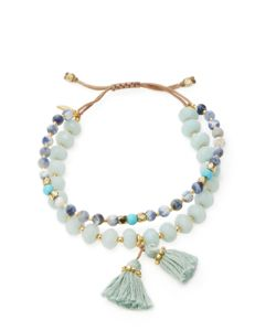 Chanluu | Corded Mix Friendship Bracelet