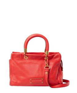 Marc by Marc Jacobs | Too Hot To Handle Medium Leather Satchel