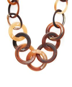 Kenneth Jay Lane | Graduated Circles Station Necklace