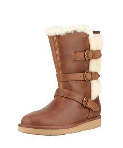 UGG Australia | Becket Triple Buckle Leather Boot