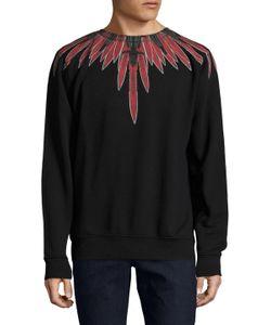 Marcelo Burlon County Of Milan | Graphic Crewneck Sweatshirt